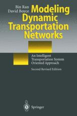 Modeling Dynamic Transportation Networks