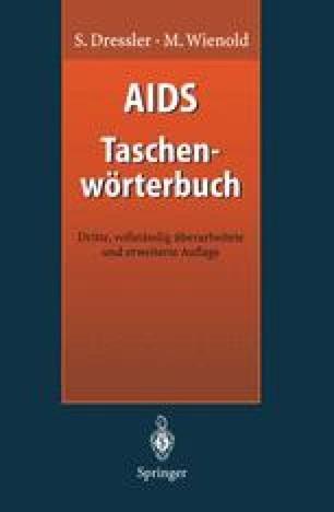AIDS Taschenwörterbuch