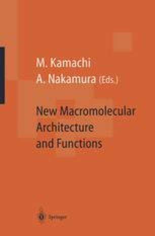 New Macromolecular Architecture and Functions