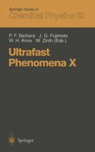 Ultrafast Phenomena X