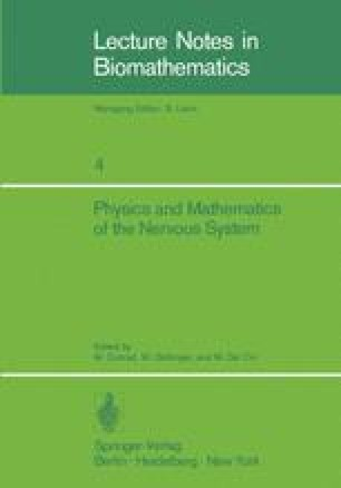 Physics and Mathematics of the Nervous System