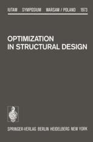 Optimization in Structural Design