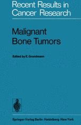 Malignant Bone Tumors