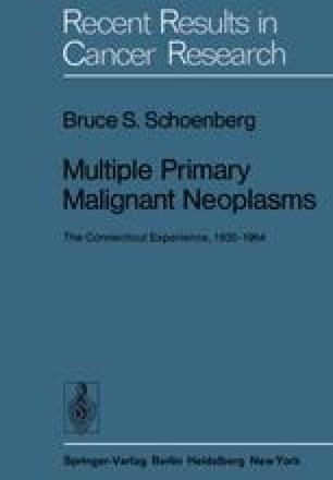 Multiple Primary Malignant Neoplasms