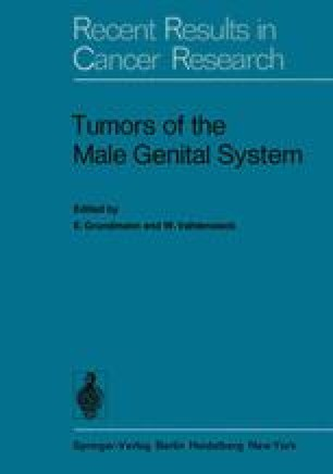 Tumors of the Male Genital System