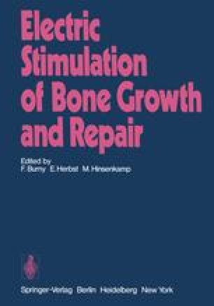Electric Stimulation of Bone Growth and Repair