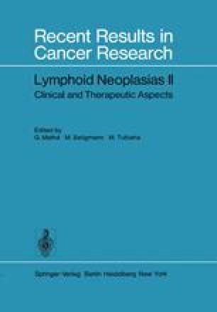 Lymphoid Neoplasias II