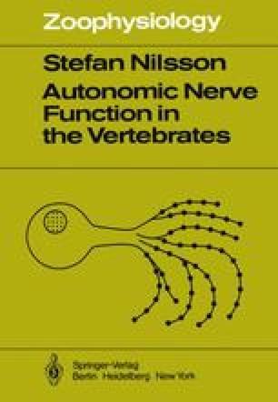 Autonomic Nerve Function in the Vertebrates