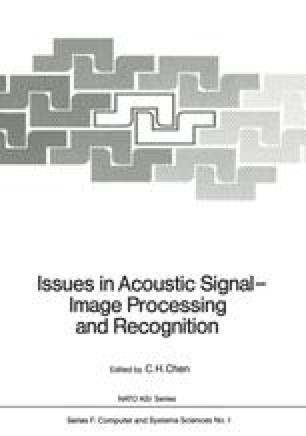 Issues in Acoustic Signal — Image Processing and Recognition