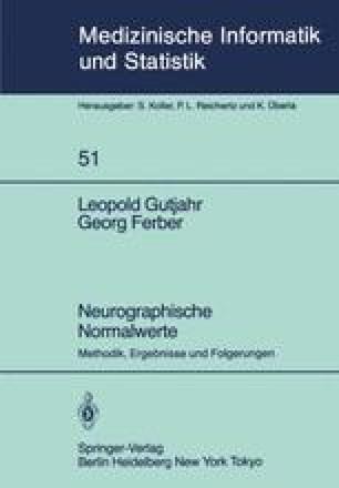 Neurographische Normalwerte