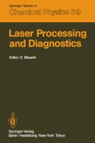 Laser Processing and Diagnostics