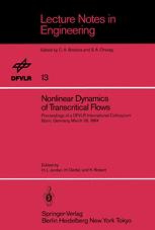 Nonlinear Dynamics of Transcritical Flows