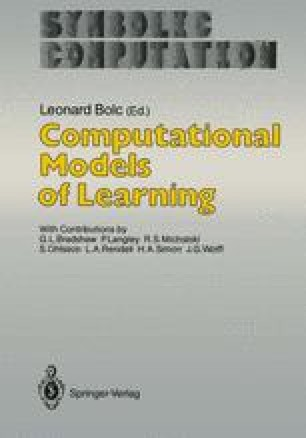 Computational Models of Learning