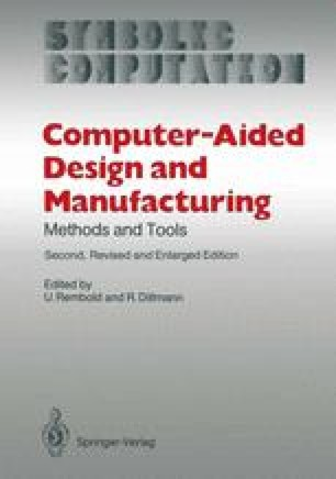 Computer-Aided Design and Manufacturing