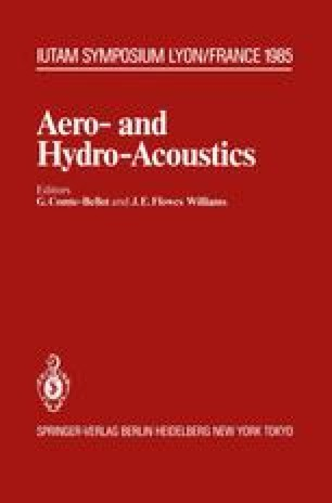 Aero- and Hydro-Acoustics