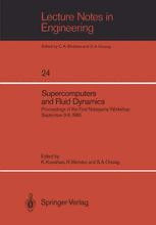 Supercomputers and Fluid Dynamics