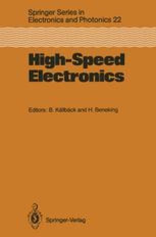 High-Speed Electronics