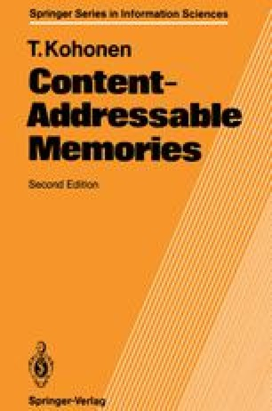 Content-Addressable Memories