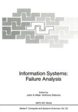 Information Systems: Failure Analysis