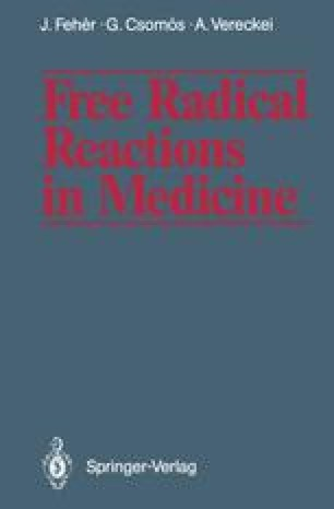 Free Radical Reactions in Medicine