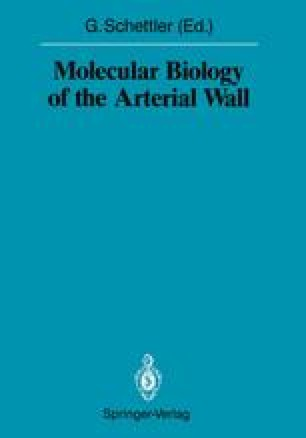 Molecular Biology of the Arterial Wall