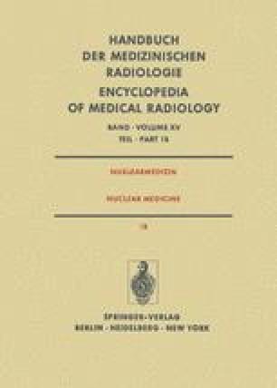 Nuklearmedizin / Nuclear Medicine