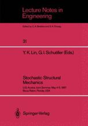 Stochastic Structural Mechanics