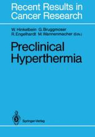 Preclinical Hyperthermia