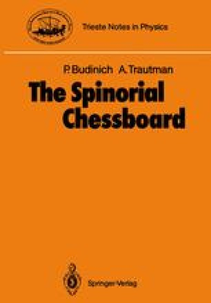 The Spinorial Chessboard