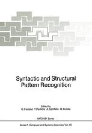 Syntactic and Structural Pattern Recognition
