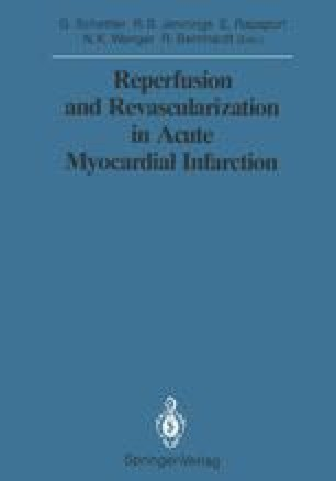 Reperfusion and Revascularization in Acute Myocardial Infarction