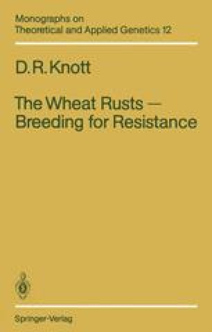 The Wheat Rusts — Breeding for Resistance