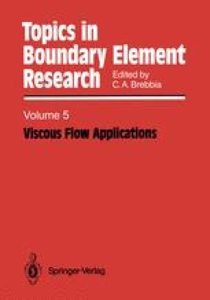 Viscous Flow Applications