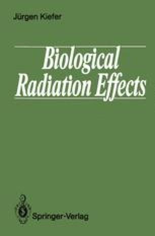 Biological Radiation Effects