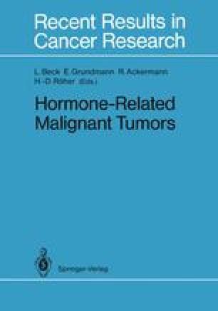 Hormone-Related Malignant Tumors
