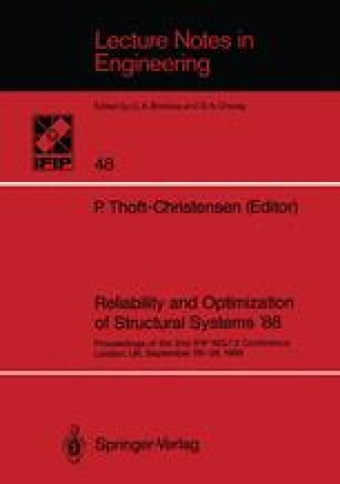 Reliability and Optimization of Structural Systems '88