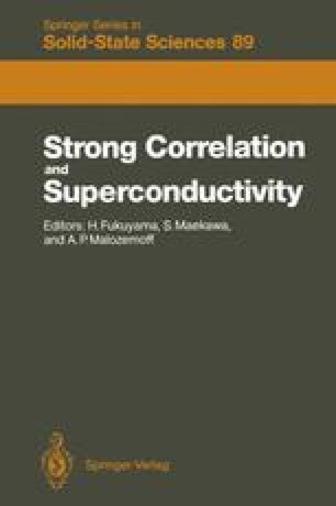 Strong Correlation and Superconductivity
