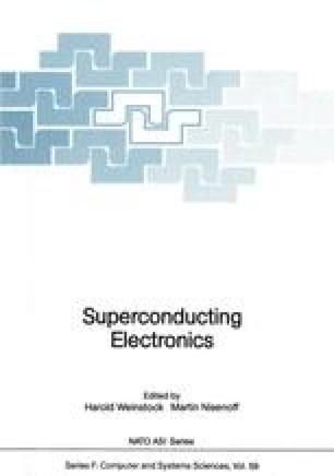 Superconducting Electronics