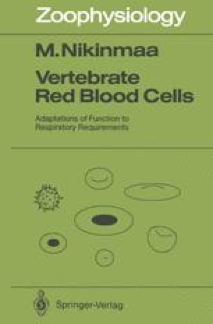 Vertebrate Red Blood Cells