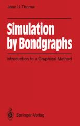 Simulation by Bondgraphs