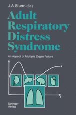 Adult Respiratory Distress Syndrome
