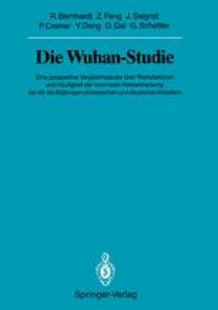 Die Wuhan-Studie