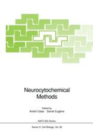Neurocytochemical Methods