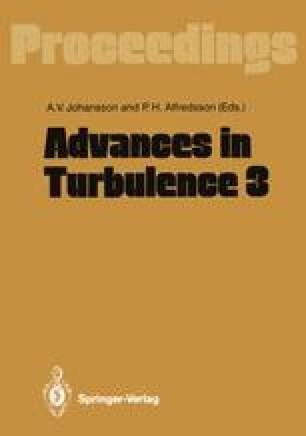 Advances in Turbulence 3