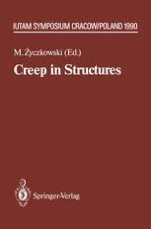 Creep in Structures
