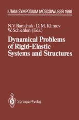 Dynamical Problems of Rigid-Elastic Systems and Structures