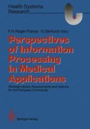 Perspectives of Information Processing in Medical Applications