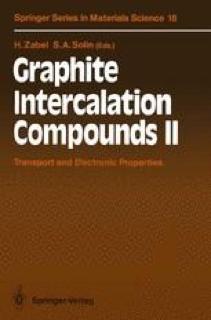 Graphite Intercalation Compounds II