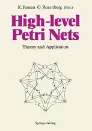 High-level Petri Nets