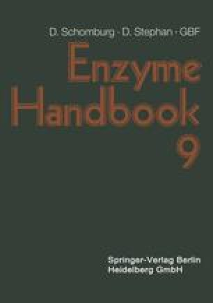 Enzyme Handbook 9